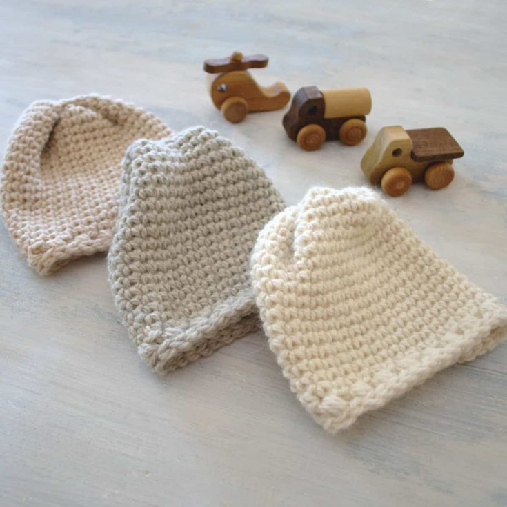 Adorable Crochet Baby Hat Pattern
