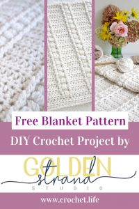 DIY Crochet Blanket Project