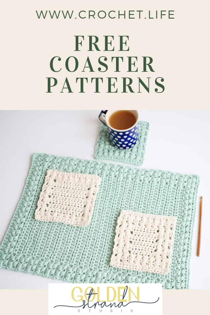 Coaster Patterns Sunny Hollow Free Easy