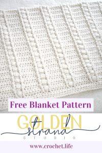 Free Blanket Pattern Crochet Baby