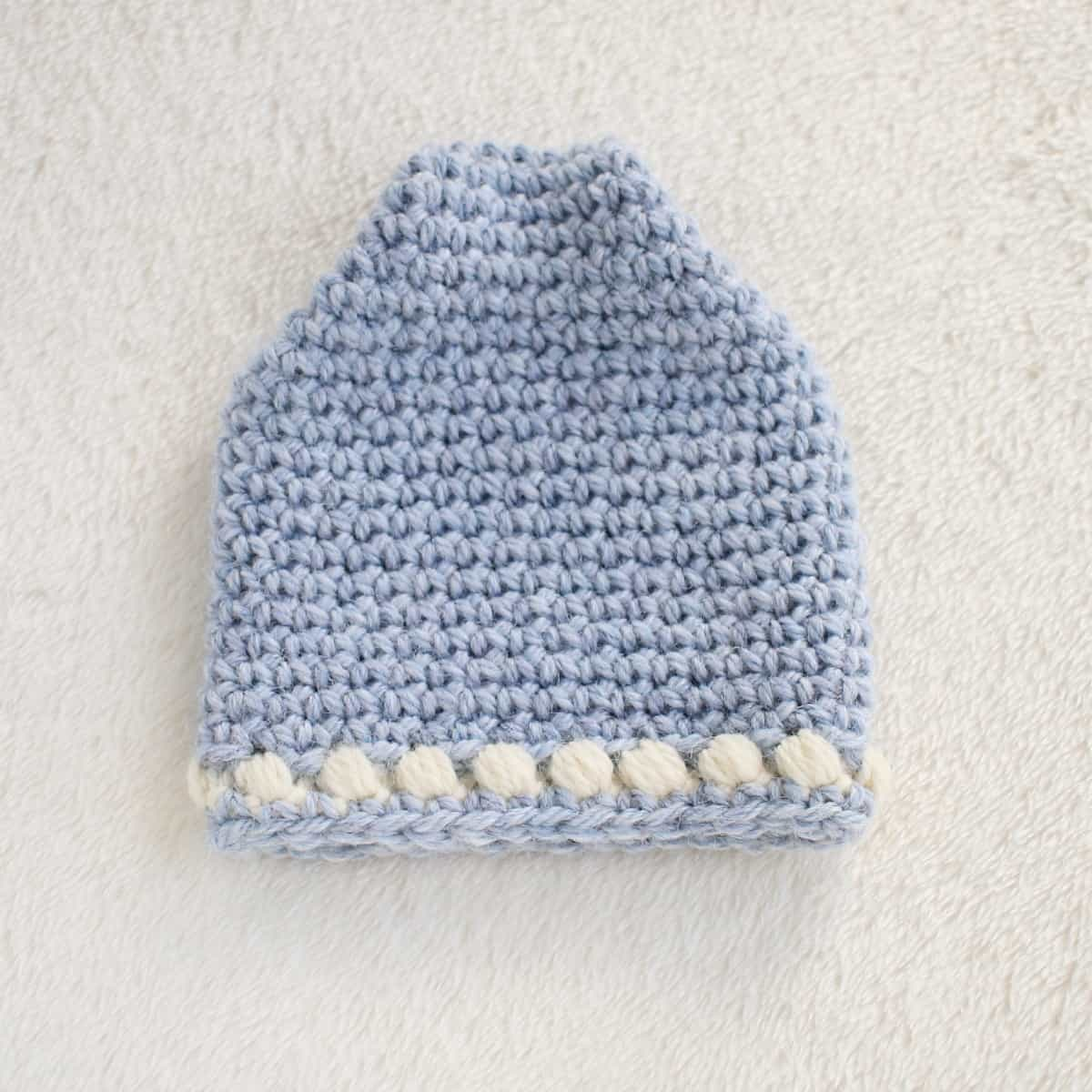Free Sugar Sprout Hat Pattern