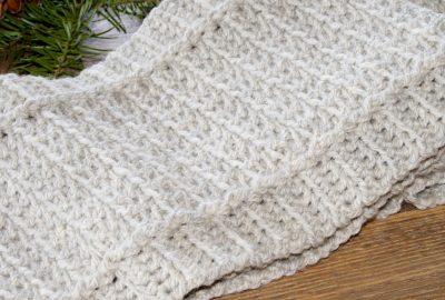 Free Crochet Scarf Easy Pattern