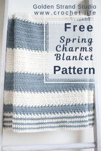 easy free crochet baby blanket