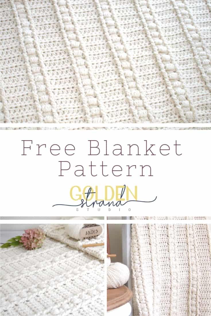 Free Sweet Haven Blanket Pattern