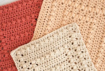 Basin Hollow Crochet Dishcloth Patterns