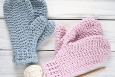 Hill Crest Childs Mitten For Girls and Boys