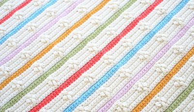 Small Delights Multicolor Stripes and Texture