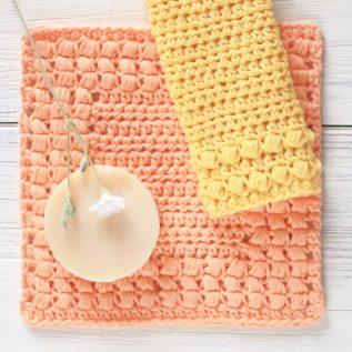 Cottage Square Dishcloth Patterns