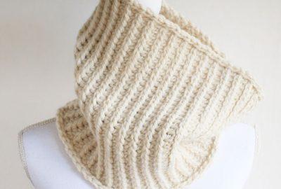 North Ridge Cowl Neck Warmer Pattern