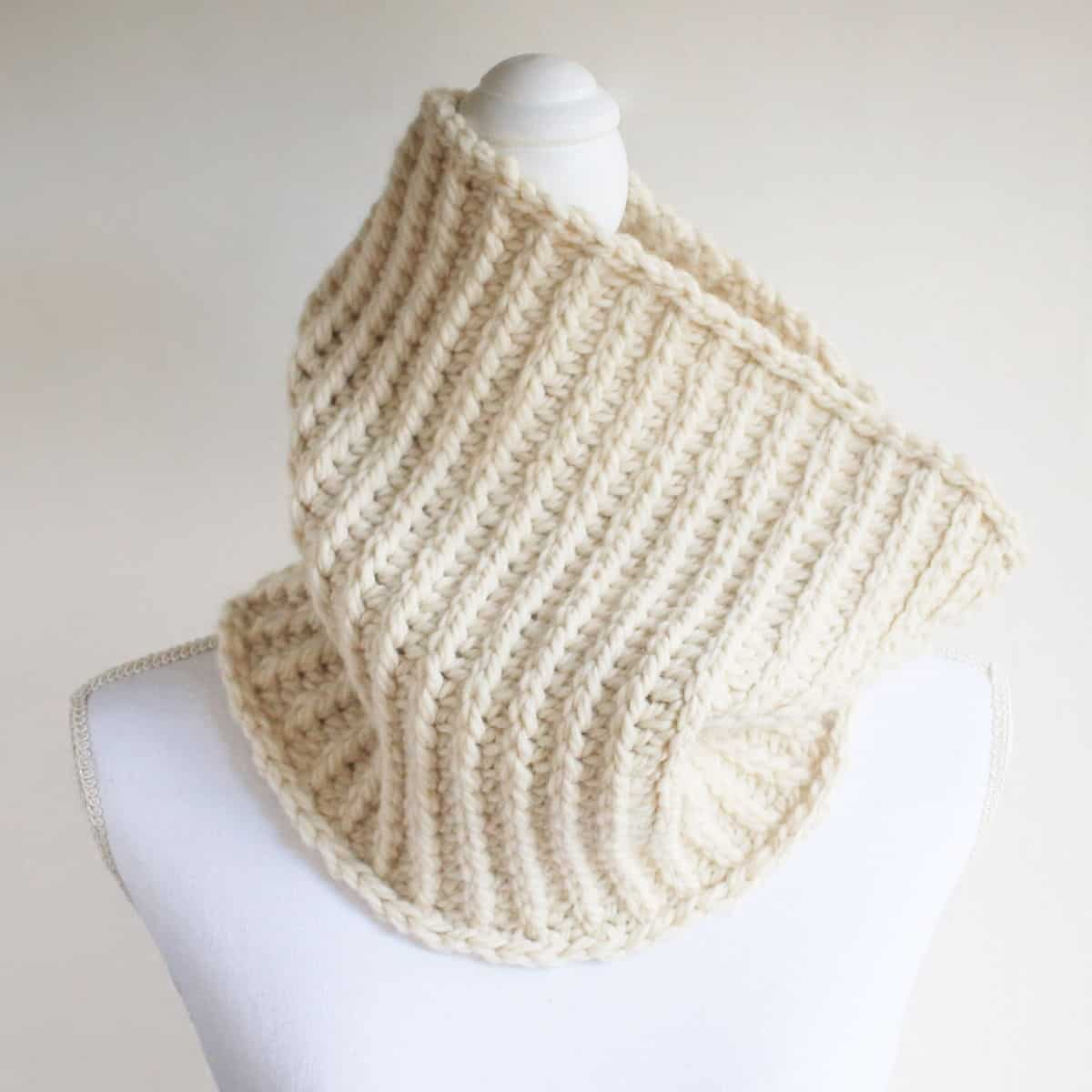 North Ridge Cowl Neck Warmer Pattern