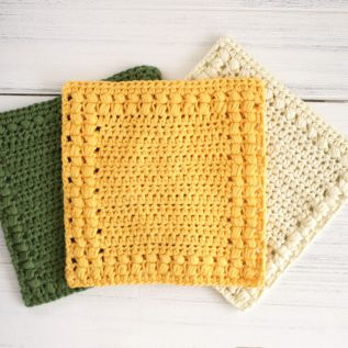 Sunny Hollow Washcloths 2 Styles