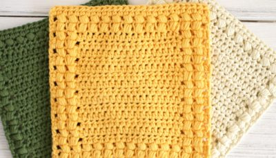 Sunny Hollow Washcloths 2 Styles