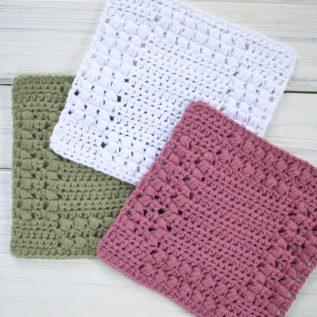 Cottage Row Dishcloths 2 Styles