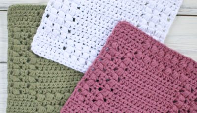 Cottage Row Dishcloths 2 Styles