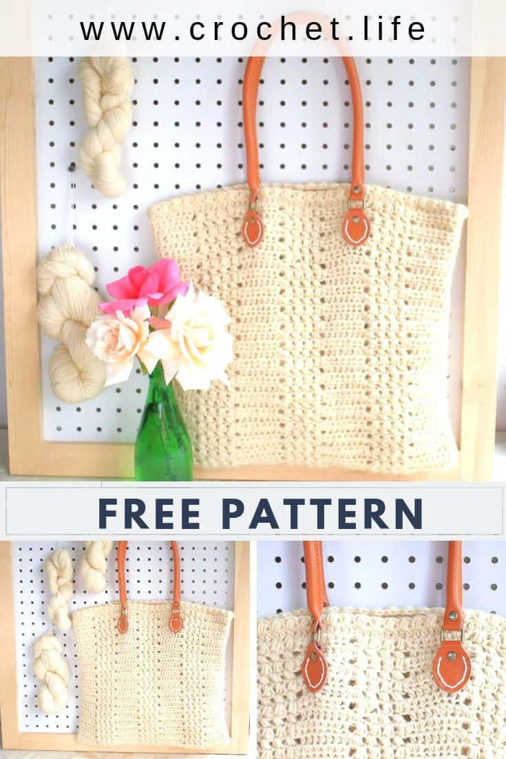 Easy Crochet Bag Free Pattern